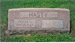 Dorse Edward Hasty