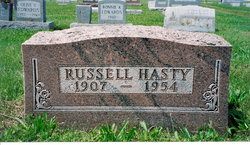 Wilbur Russell Hasty