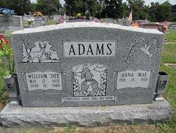 William Dee Adams