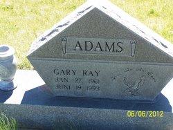 Gary Ray Adams