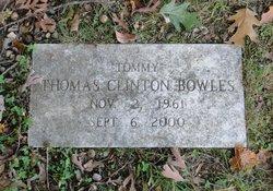 Thomas Clinton Tommy Bowles