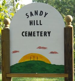 Sandy Hill Cemetery