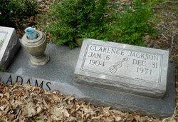 Clarence Jackson Adams