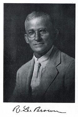 Reuben Lee Brown