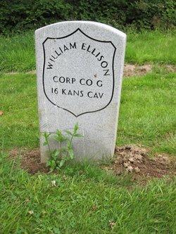 Corp William Thomas Ellison