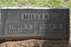 Lula B Miller