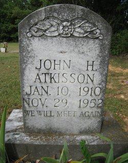 John H Atkisson