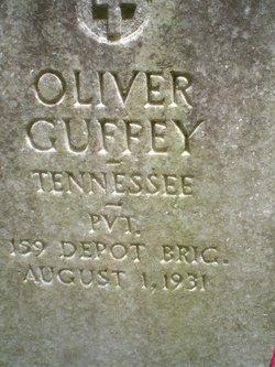Oliver Guffey