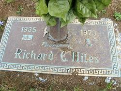 Richard E Hiles