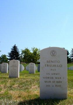 Pvt Benito Trujillo