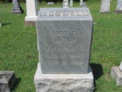 Annie E. Boswell