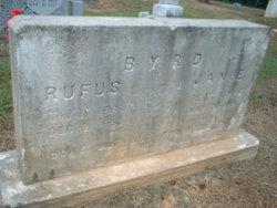 Rufus D. Byrd