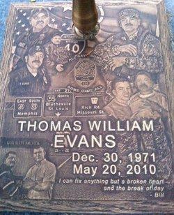 Thomas William Bill Evans