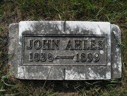 John Ahles