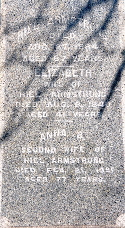 Anna Button <i>Chace</i> Armstrong