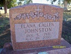 Elana Delores Callen-Johnston