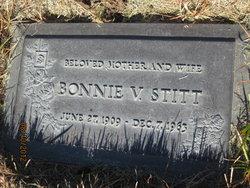 Bonnie Viola <i>Clark Von Allman</i> Stitt