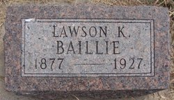 Lawson Kenneth Baillie