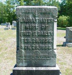 Laura <i>Thayer</i> Bailey