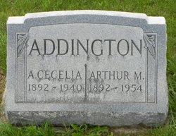 Azora Cecilia <i>Wisner</i> Addington