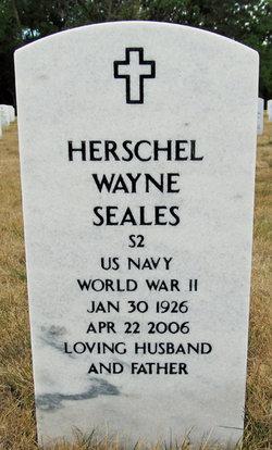 Herschel Wayne Seales
