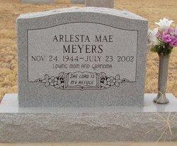 Arlesta Mae <i>Cordes</i> Meyers