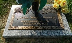 Martha Marti <i>Bourke</i> Boles