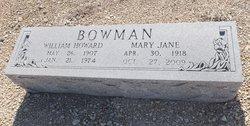Mary Jane <i>Youngblood</i> Bowman