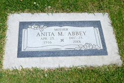 Anita Mary <i>Broecher</i> Abbey