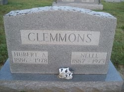 Nelle <i>Hollenback</i> Clemmons