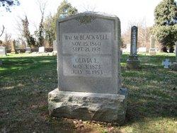 William M. Blackwell
