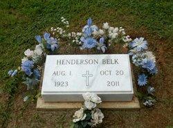 Rev Henderson Belk