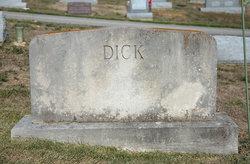 William Edgar Dick