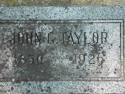 John Green Taylor