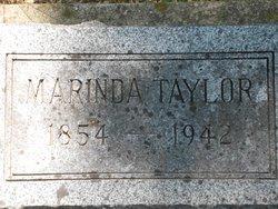 Marinda <i>Hiner</i> Taylor