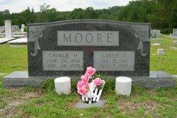 Charlie Hugh Moore