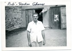 Harland Haskell Red Adams