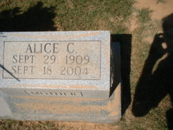 Alice Vance <i>Clanton</i> Williams