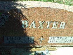 Beverly J. Baxter