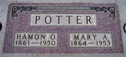 Mary Ann <i>Castor</i> Potter