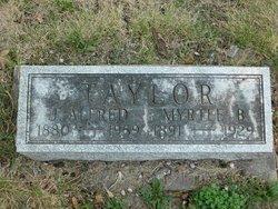 Myrtle Bell <i>Miller</i> Taylor