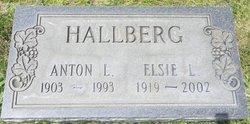 Anton Leonard Hallberg
