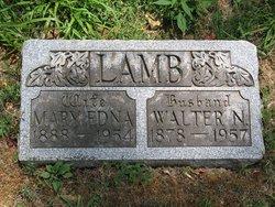 Mary Edna <i>Rust</i> Lamb