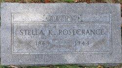 Estella K <i>Chase</i> Rosecrance