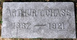 Arthur T Chase