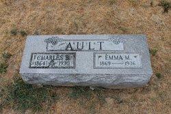 Emma M <i>Harris</i> Ault