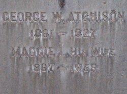 Maggie Lou <i>Irvine</i> Atchison