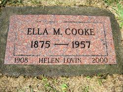Ella <i>Gately</i> Cooke