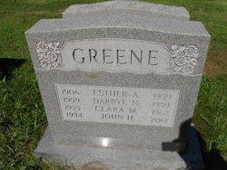 Clara M. Greene