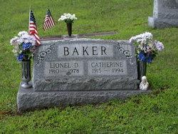Catherine Baker